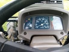 Malotraktor Yanmar AF 33 D s originál kabinou